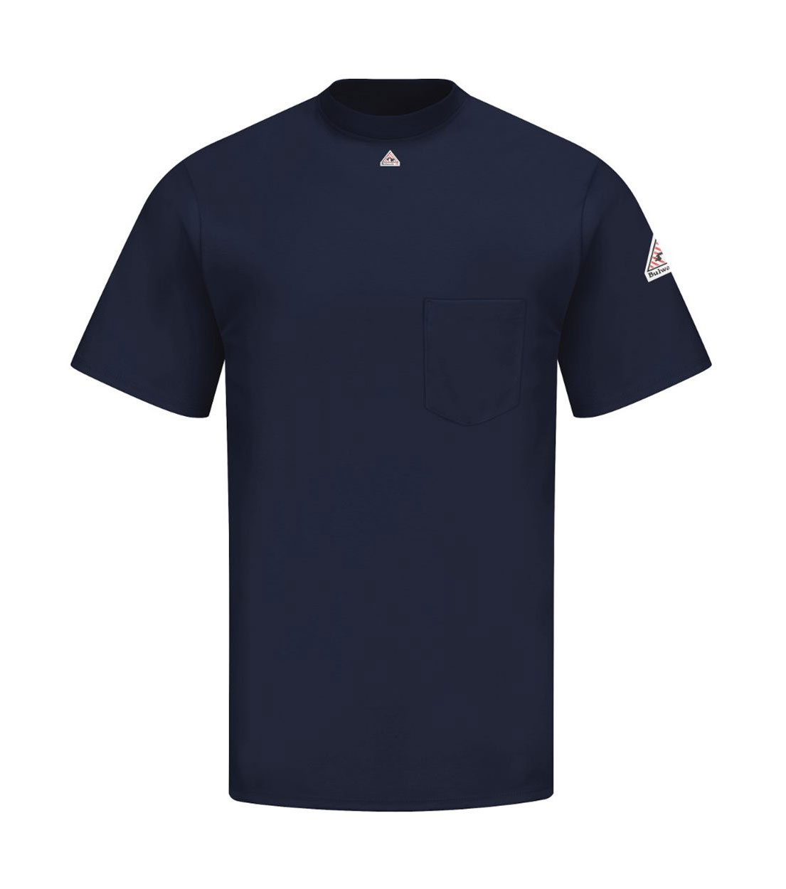 Fire Resistant Knit Short Sleeve T-Shirt by Bulwark