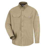 Custom Bulwark Cool Touch® Deluxe Shirt with HRC2 Fire Rating