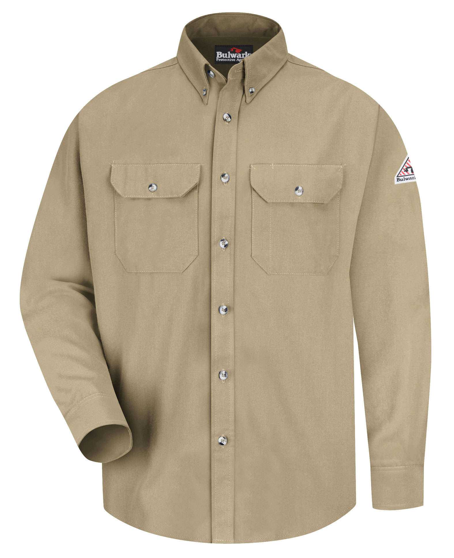 Bulwark Cool Touch� Deluxe Shirt with CAT2 Fire Rating
