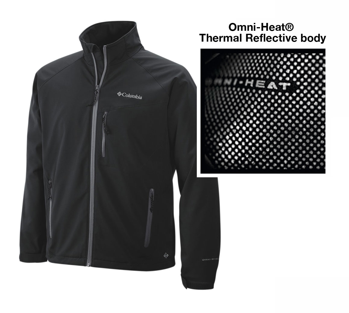 Columbia Heatstream Softshell Jacket