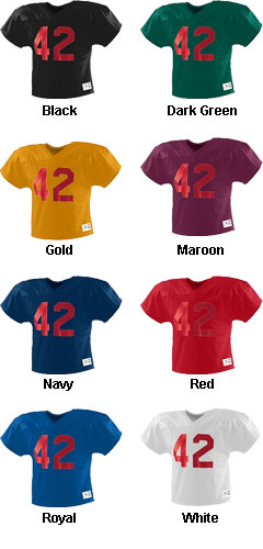 Youth Two-A-Day Football Jersey - All Colors