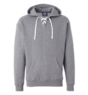 Custom J. America - Sport Lace Hooded Sweatshirt Mens