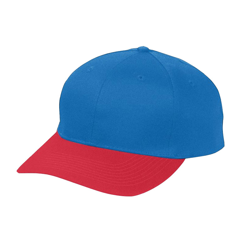 Youth Cotton Twill Low-Profile Cap with Snap Back Closure