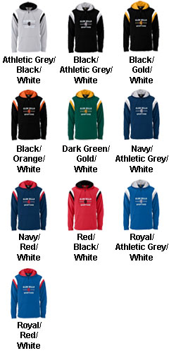 Adult Vortex Hooded Sweatshirt - All Colors