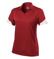 Custom Ladies Ambition Coaches Polo by Holloway USA