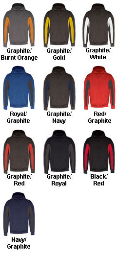Badger Adult Drive Fleece Hoodie  - All Colors