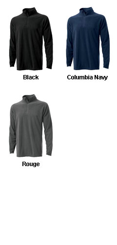 Columbia� - Mens Crescent Valley� 1/2-Zip Pullover - All Colors