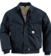 Custom Carhartt Flame-Resistant All-Season Bomber Jacket Mens