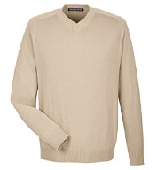 Custom Mens V-Neck Sweater
