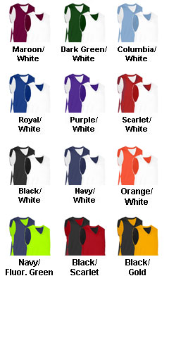 Womens Overdrive Reversible Jersey - All Colors