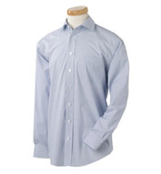 Chestnut Hill Mens Executive Performance Broadcloth Shirt
