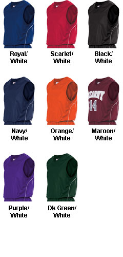 Youth Layup Basketball Jersey - All Colors