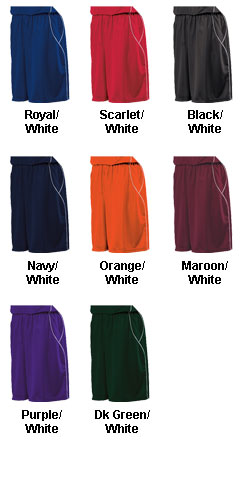 Adult Layup 9 Inch Basketball Short - All Colors