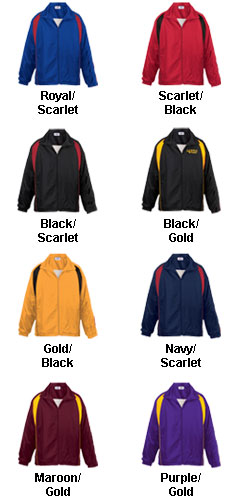 Adult Breeze Jacket - All Colors