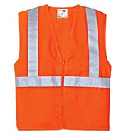 Custom ANSI/ISEA Class 2 CornerStone High Visibility Vest