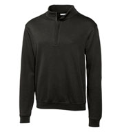 Cutter & Buck Mens Big & Tall Journey Supima Half Zip Sweater