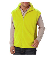 Adult Polor Fleece Vest