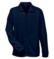 Custom Mens 8 oz. Full-Zip Fleece Jacket Mens