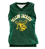 Womens Fadeaway Reversible Basketball Jersey
