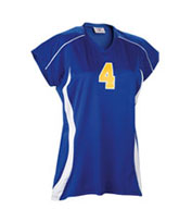 Custom Girls Cobra Volleyball Jersey