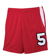 Custom Girls Supernova Softball Short