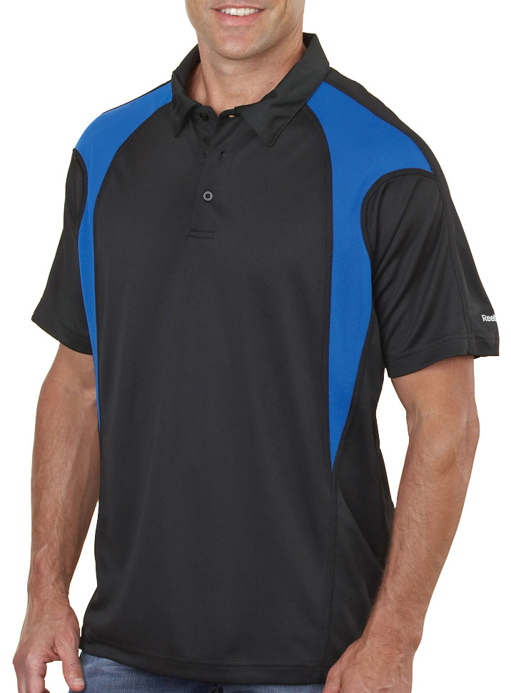 Reebok PLAYDRY� Prism Polo