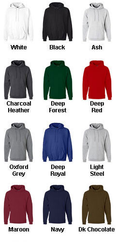 Hanes - PrintProXP Ultimate Cotton Hooded Sweatshirt - All Colors