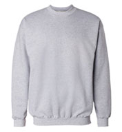 Hanes 10 oz. Ultimate Cotton® 90/10 Fleece Crew