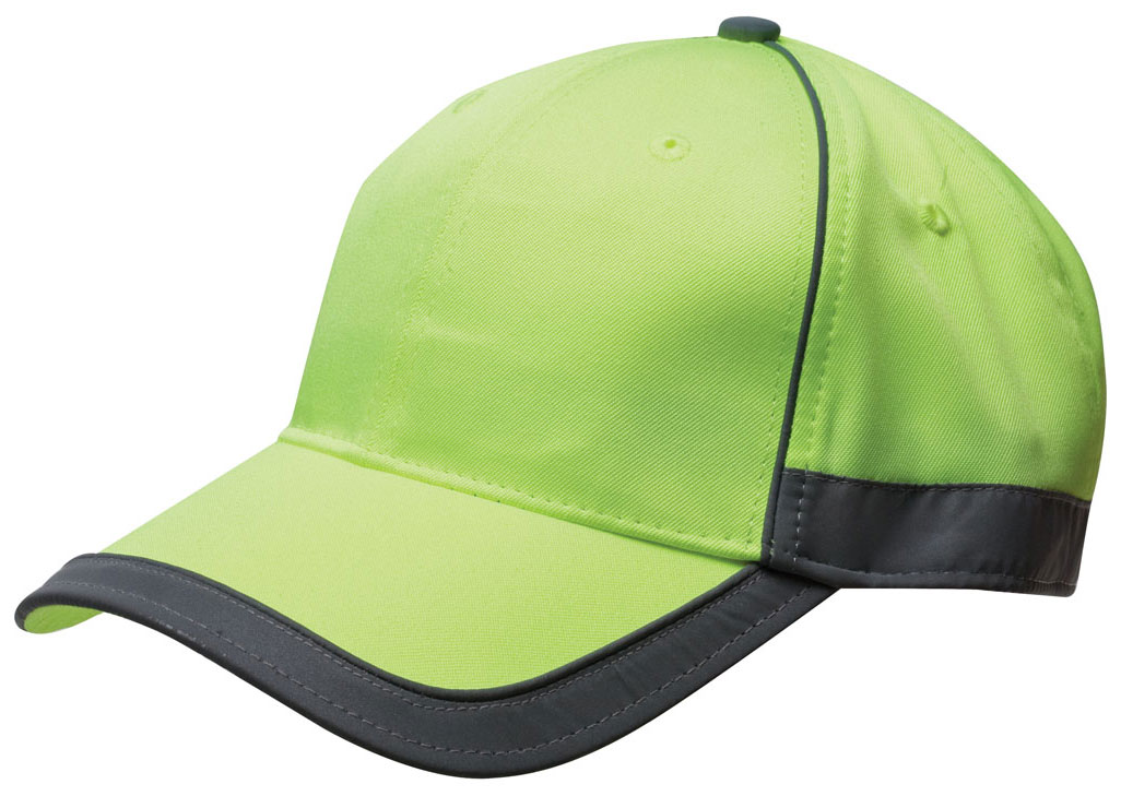 Bayside� Class 2 Hi-Visibility Safety Cap