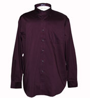 Custom Jockey Mens Perfect Poplin with Wrinkle-Resistant Finish