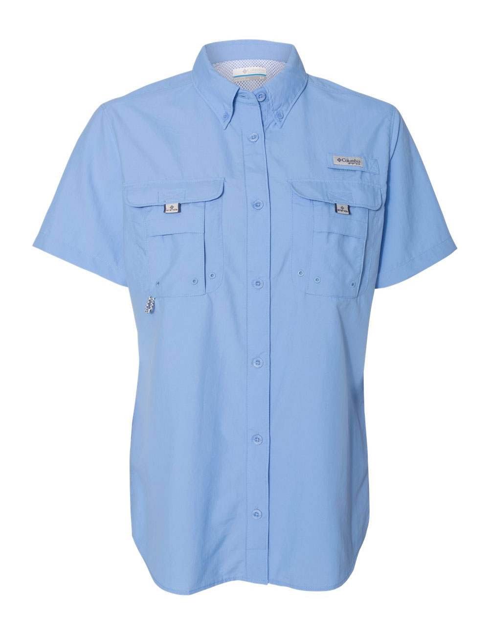 Columbia Womens Bahama II Short Sleeve Fishing Shirt