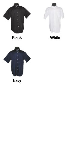 Easy Care Short Sleeve Twill by Jockey - All Colors