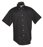 Custom Easy Care Short Sleeve Twill by Jockey Mens