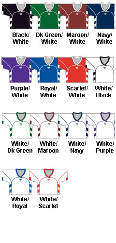 Mens Liberty Game Lacrosse Jersey by Warrior - All Colors