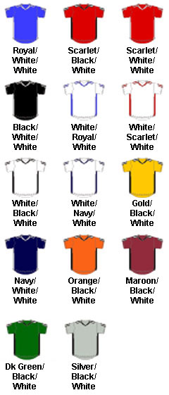 Youth Corner Kick Soccer Jersey - All Colors