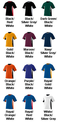 Youth Surge Soccer Jersey - All Colors