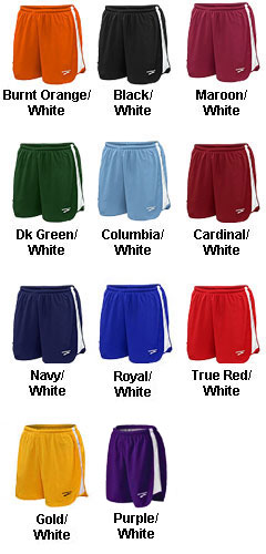 Mens Curved Side Panel Short  - All Colors