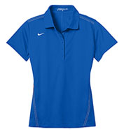 Custom Nike Golf Ladies Dri-FIT Sport Swoosh Pique Polo