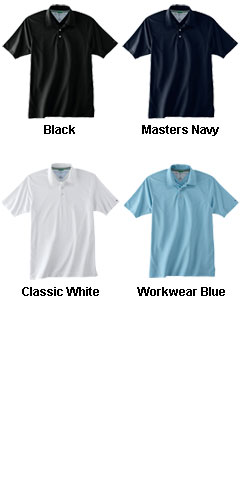 Tommy Hilfiger Mens Fenwick Polo - All Colors