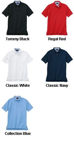 Tommy Hilfiger Mens Ivy Polo - All Colors
