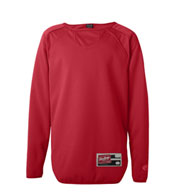 Rawlings Youth Long Sleeve Fleece Pullover