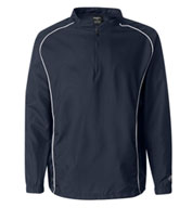 Custom Rawlings 1/4 Zip Dobby Pullover Mens