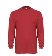 Badger Youth Core Long Sleeve Performance T-shirt