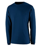 APEX Adult Long Sleeve Crew Neck T-shirt