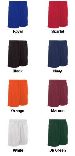 Adult Trainer Coaches Short - All Colors
