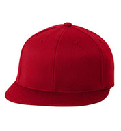 Custom Yupoong Flexfit®  Flat Bill Cap