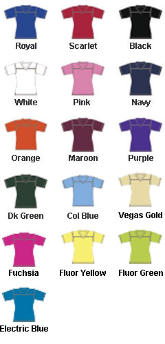Girls Overtime Football Fan Jersey - All Colors