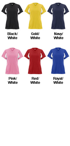 Rally Ladies Fan Jersey by Badger Sportswear - All Colors