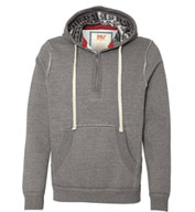 Custom Innsbrook Hooded Quarter Zip Sweatshirt