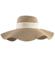 Floppy Sun Hat with Removable Band
